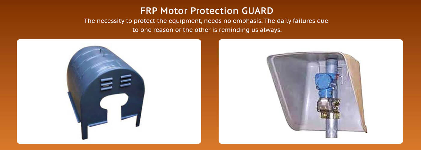 frp motor protection guard
